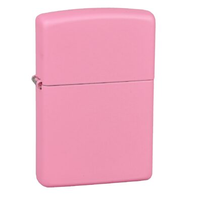 Zapalovač Zippo Pink Mate, matný(Z 156740)