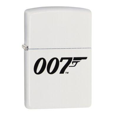 Zapalovač Zippo James Bond, satin(Z 158079)