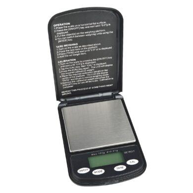 Digitální váha kapesní USA Detroit 0,01-100g(08598)