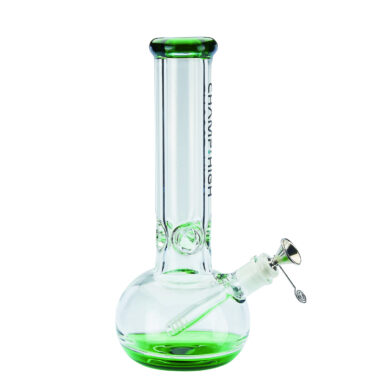 Skleněný bong Champ High Green 30cm(506146)