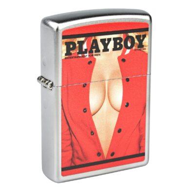Zapalovač Zippo Playboy, satin(Z 151293)