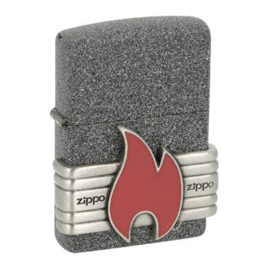 Zapalovač Zippo Iron Stone, matný(Z 158141)