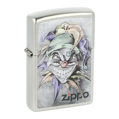 Zapalovač Zippo Joker, broušený(Z 151133)