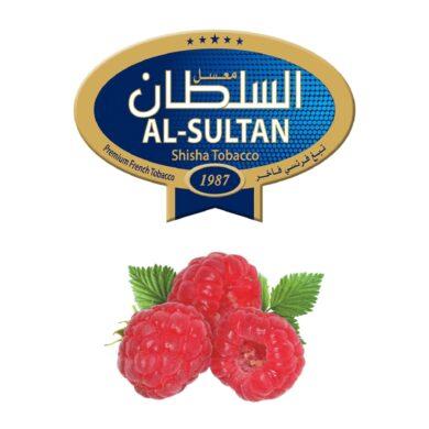 Tabák do vodní dýmky Al-Sultan Raspberry (76), 50g/Z(2016Z)