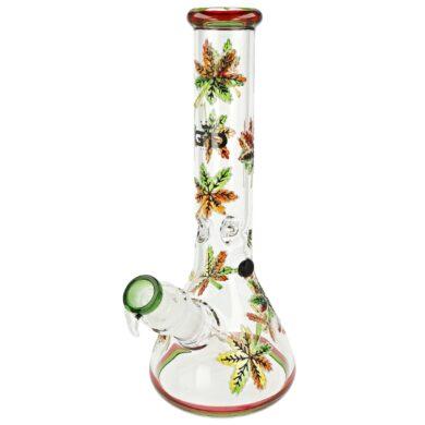 Skleněný bong Grace Glass Crystal Series Gindark, 32cm(G186)