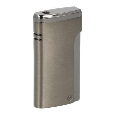 Tryskový zapalovač Eurojet Bratsk, šedý(251017)