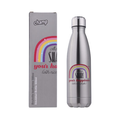 Champ Bottle Rainbow, 500ml(590603)