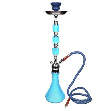 Vodní dýmka Neon 63cm modrá(30877)