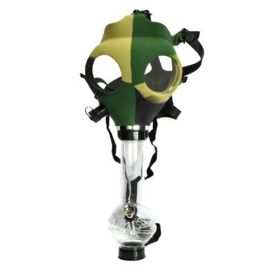 Bong Maska akryl (plast) 21cm, maskáč(344400)