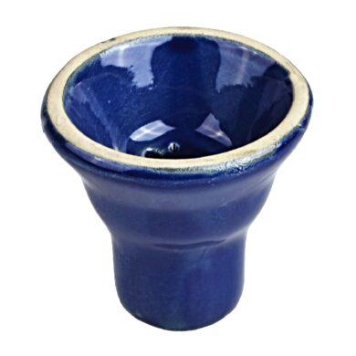 Náhradní korunka pro vodní dýmku, 20mm, modrá(948940)