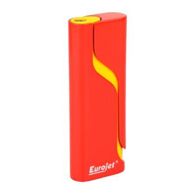 Zapalovač Eurojet Sydney, červený(250116)