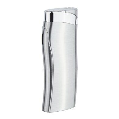 Zapalovač Eurojet Wave, stříbrný(250014)