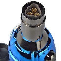 Doutníkový zapalovač Eurojet Grenade modrý(270012)