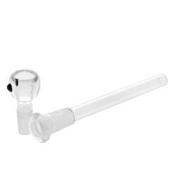 Skleněný bong s perkolací Grace Glass LED Octopus red 41cm(G1508R)