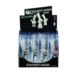 Skleněný bong Champ High Mini 12,5cm(506130)