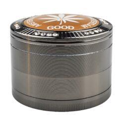 Drtič tabáku kovový WildFire Weed 60mm, 6mix(31189)