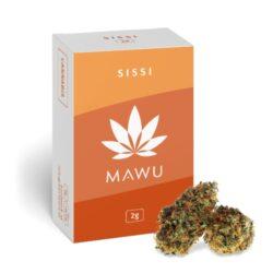 Mawu CBD Sissi 2g - náplň do vonné lampy-Konopná náplň do vonné lampy Mawu CBD Sissi. Balení obsahuje celá sušená květenství rostliny konopí seté (Cannabis sativa L.) bez dalších přidaných složek. Možné zahřívat v olejové lázni nebo i samostatně. Konopí je pěstováno renomovanou rakouskou firmou MAWU, která garantuje nejvyšší kvalitativní standardy. Obsah THC je menší než 0,3%. Produkt není určen ke kouření.  Video z produkce##https://www.youtube.com/watch?v=hLDIdPowlks#000016#