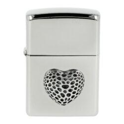 Zapalovač Zippo Heart Mini, lesklý(Z 151748)