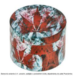 Drtič tabáku kovový WildFire 6 - Mix(31184)
