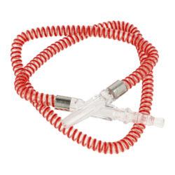 Vodní dýmka Angle red 32cm(40060)