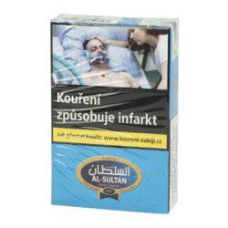Tabák do vodní dýmky Al-Sultan Orange (66), 50g/Z(2015Z)