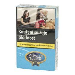Tabák do vodní dýmky Al-Sultan Strawberry (78), 50g/Z(2017Z)