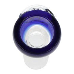 Náhradní kotlík do bongu Grace Glass modrý 18,8mm(X1039)