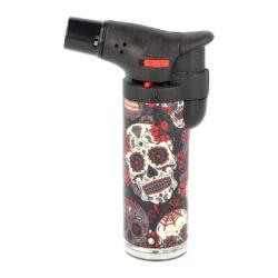 Tryskový zapalovač Zorr Torch Skull(260016)