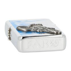 Benzínový zapalovač Hemp(03032)
