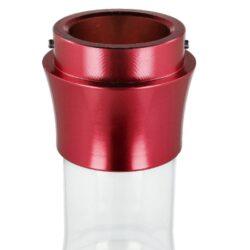 Vodní dýmka Kaya Elox 630CE Red 76cm, Clear Spot(446704)