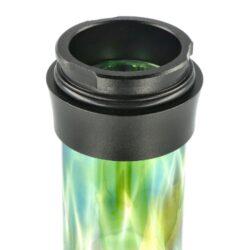 Vodní dýmka Aladin Alux M4 Green 62cm(463607)