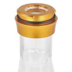 Vodní dýmka Aladin Alux M5 Gold 47cm(476390)