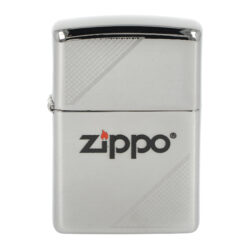 Zapalovač Zippo 250 Zippo Corners, leštěný(Z 228683)