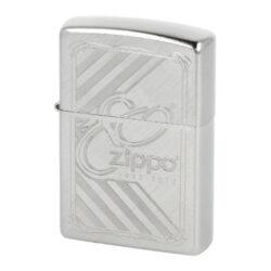 Zapalovač Zippo 80th Anniversary, broušený(Z 140021S)