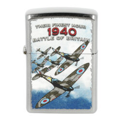 Zapalovač Zippo Battle of Britain 1940, patina  (Z 140032S)