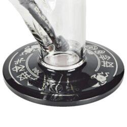 Skleněný bong s perkolací Blaze Glass Vodoo Ice, 48cm(261827-1)