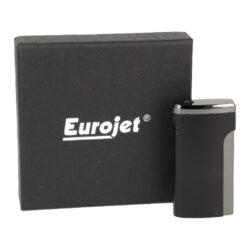 Tryskový zapalovač Eurojet Bratsk, černý(251018)