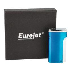 Tryskový zapalovač Eurojet Bratsk, modrý(251019)