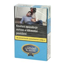 Tabák do vodní dýmky Al-Sultan Banana&milk (6), 50g/F(1995F)