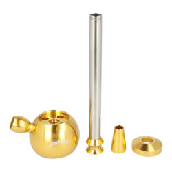 Vodní dýmka Super Heroes Tasur Gold Alu 72cm(346340)