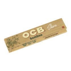 Cigaretové papírky OCB Slim Bamboo(06600)