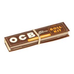 Cigaretové papírky OCB VIRGIN Slim + Filters + Rolling tray(66004)