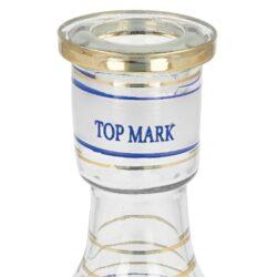 Vodní dýmka Top Mark Sokar modrá 53cm(002006)
