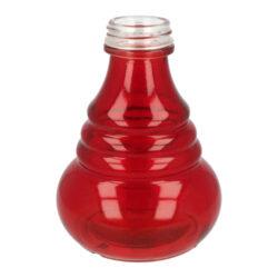 Vodní dýmka Aladin Barcelona červená 52cm(348004)