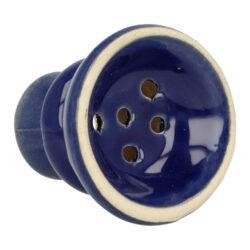 Vodní dýmka Woody blue 35cm(30512)