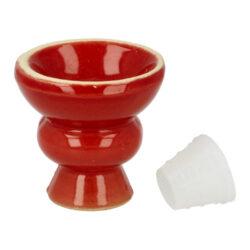 Vodní dýmka Woody red 35cm(30513)