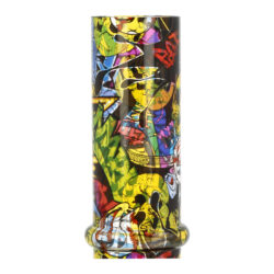 Bong akrylový Dreamliner Graffiti, 20cm(344477)