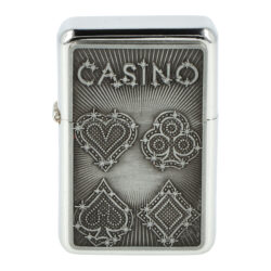 Benzínový zapalovač Z 16 Casino(03026)