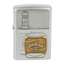 Zippo zapalovač Jim Beam, satin(Z 161)