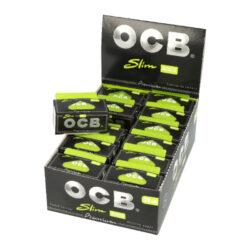 Cigaretové papírky OCB Rolls-Cigaretové papírky OCB Rolls. Délka 4 m, šířka 45 mm. Prodej pouze po celém balení (displej) 24 ks.